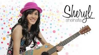 Lirik : Sheryl Sheinafia - Sebatas Teman