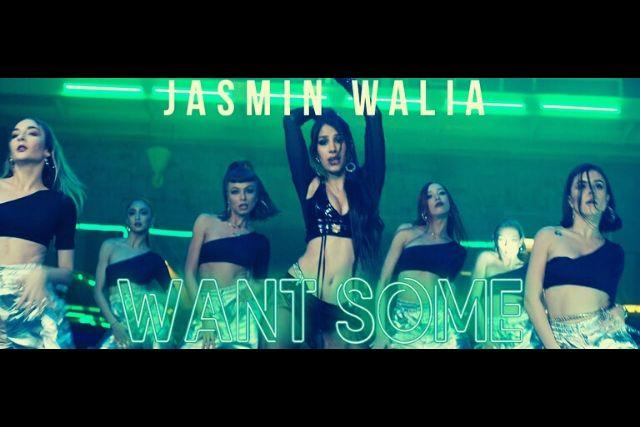 Want Some (Lyrics) - Jasmin Walia (HINDI) | Lyricsgoody