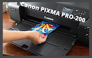 Canon PIXMA PRO-200 Driver Softwar Free Download