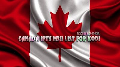 Daily Canada IPTV M3U Playlist URL For Kodi