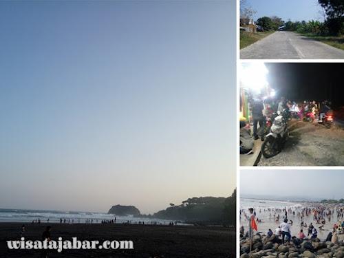 Wisata pantai selatan Jawa Barat