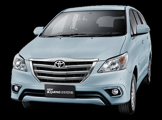 Toyota Grand New Kijang Innova Light Blue Mica Metallic