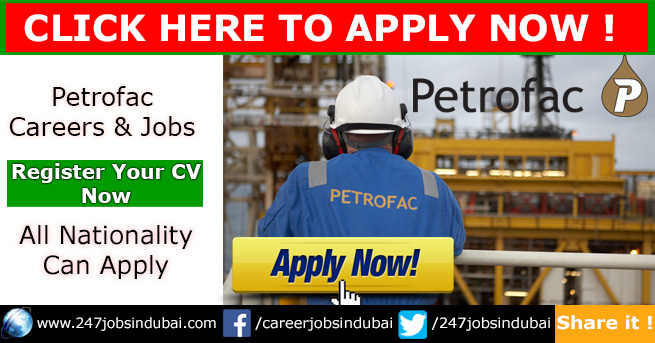 New Job Openings and Careers at Petrofac Jobs