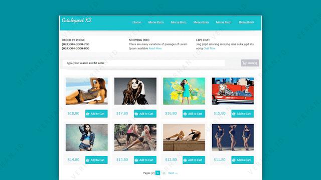 catalogspot k2 e commerce