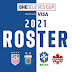 ¡She Believes Cup 2021!