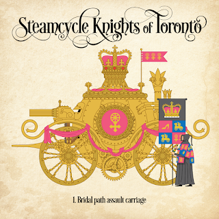 Steam cycle of Toronto - Bridal path