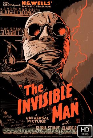 El Hombre Invisible (1933) [1080p] [Latino-Ingles] [MEGA]