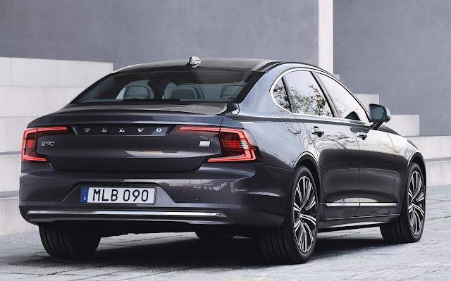 Todos os Volvo agora têm velocidade máxima de 180 km/h