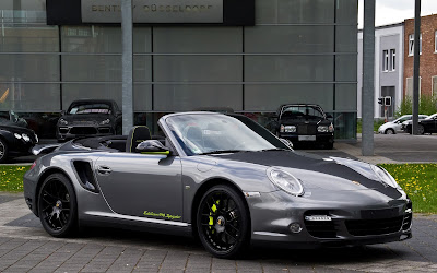 Review Of Porsche 911 Turbo S