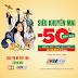 Gói kênh K+ giảm giá đến 50% trên hệ thống truyền hinh số HD của VTVcab