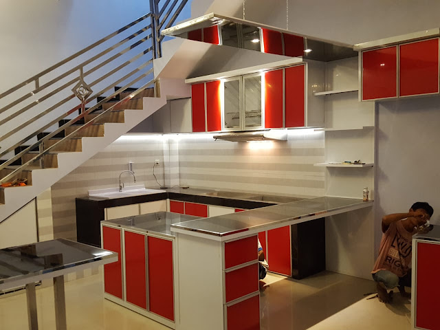 Jasa Kitchenset Minimalis Surabaya