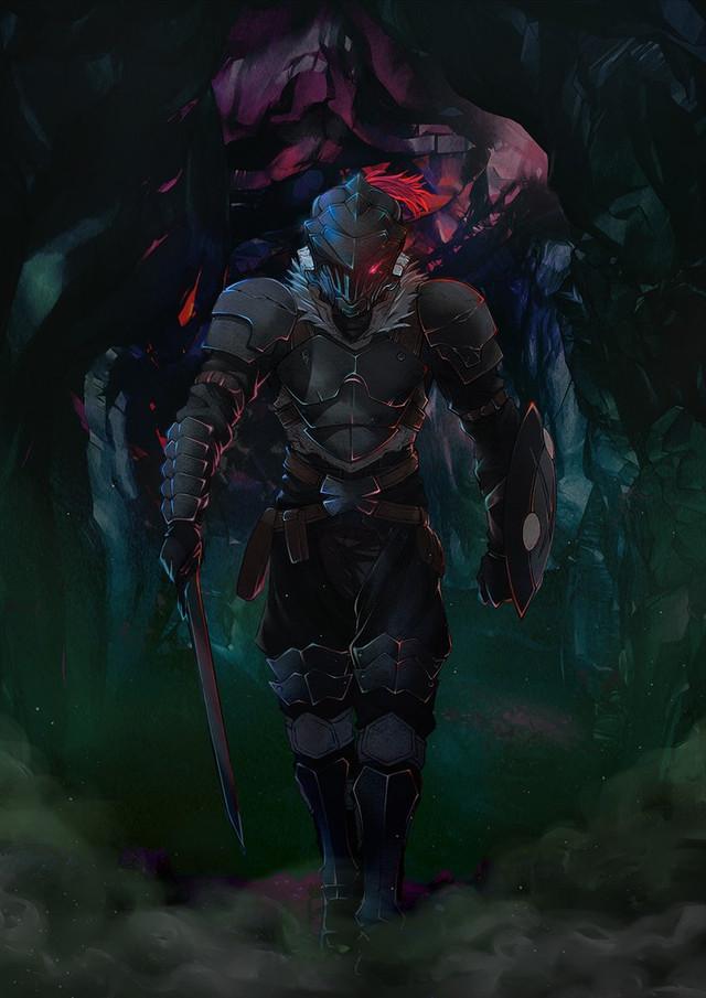 Imagen promocional del anime 'Goblin Slayer'