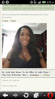 Linda Ikeji Spends N85m Moving Into New Office That Cost N10m/year Rent 1