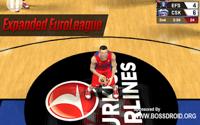Game NBA 2K18 Mod APK Data Unlimited Money Terbaru