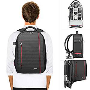 Neewer Zaino Backpack Professionale per Fotocamera