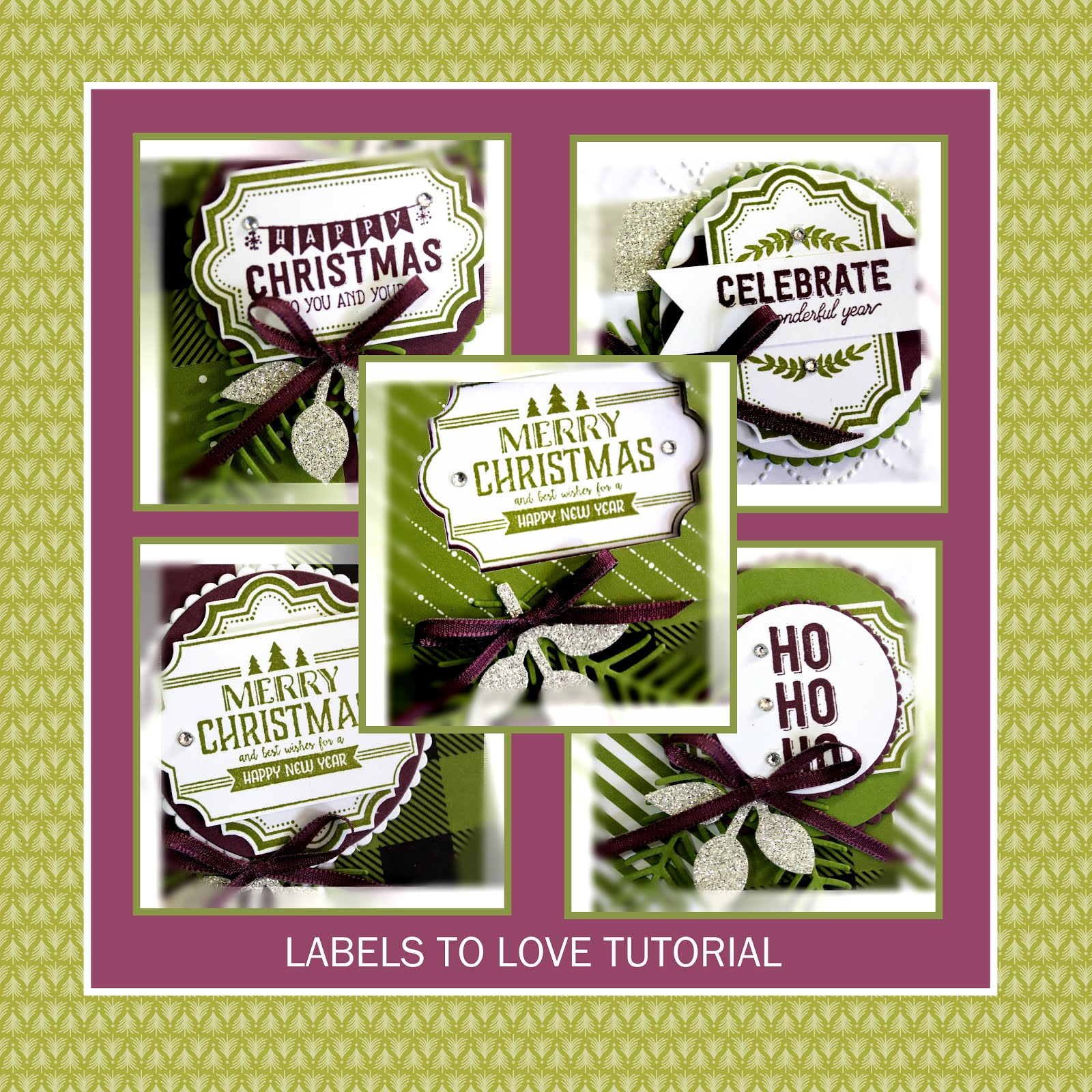 November 2017 Labels To Love Tutorial