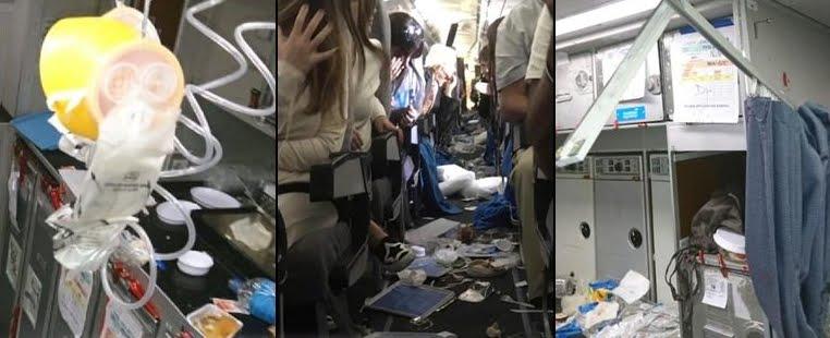 Turbolenza infernale: panico in alta quota e feriti nel volo aereo Miami Buenos Aires