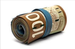 money clutter
