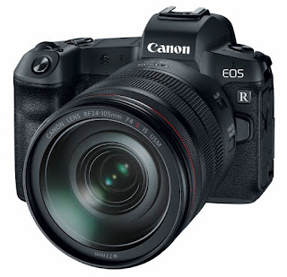 Canon EOS RP Official Sample Images