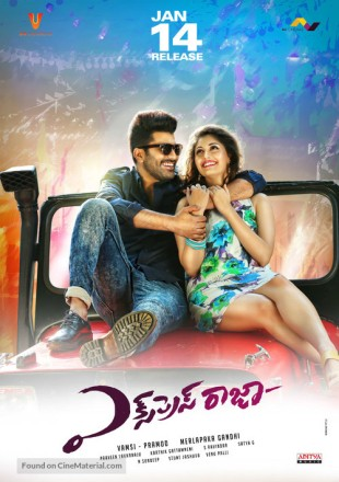 Express Raja 2016 Hindi Dubbed HDRip 480p 300Mb