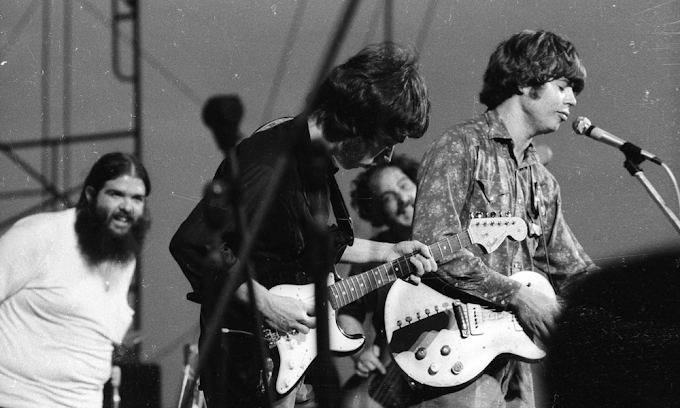 """Canned Heat, """"On The Road Again""""-Live at Woodstock 1969"""