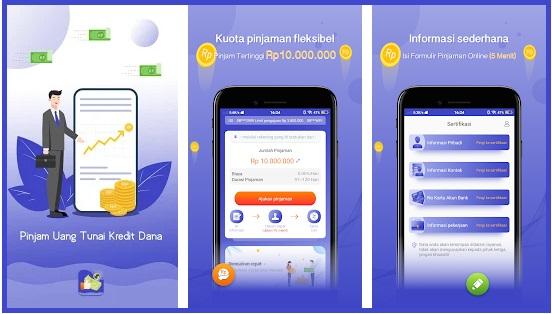 KSP Lucky Logam Apk Pinjaman Online