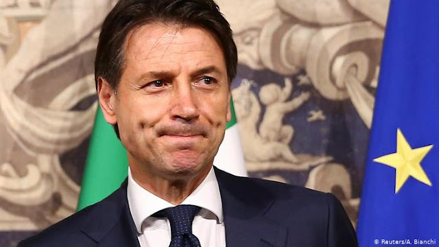 Italian Prime Minister says he is ready to be vaccinated against coronavirus