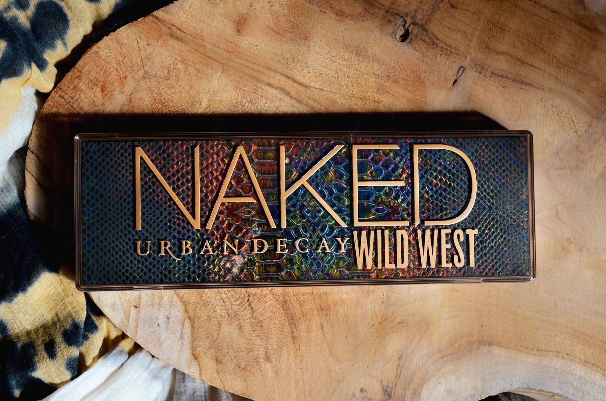 Palette Naked Wild West