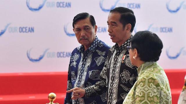 Jejak Luhut Pandjaitan di Perusahaan Prabowo dan Jokowi