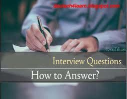 Interview Questions at Austrian Embassy Pakistan for Resident Permit