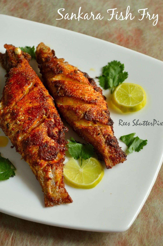 Sankara Meen Varuval Recipe