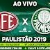 Jogo Ferroviária x Palmeiras Ao Vivo 17/02/2019