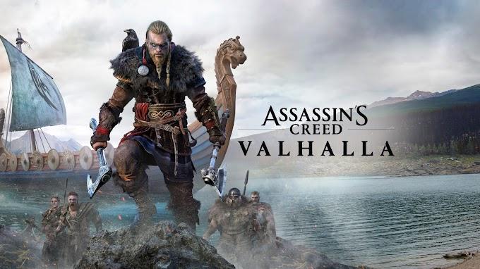 Assassin's Creed Valhalla İndir