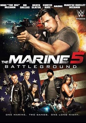 The Marine 5: Battleground (2017) Full Movie In Dual Audio