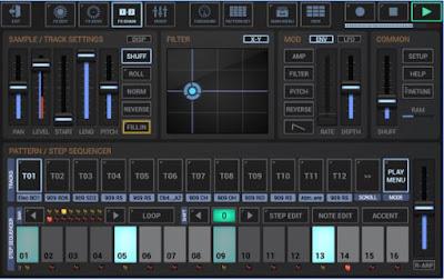 edit musik di android G-Stomper Studio v5.1.2.2 Apk Full Pro Gratis