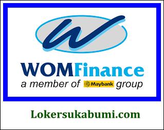 Lowongan Kerja PT Wahana Ottomitra Multiartha (WOM Finance) Sukabumi