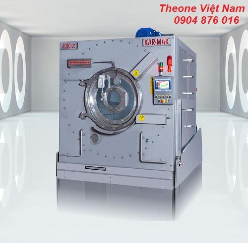 Các hãng thiết bị giặt nhuộm Châu Âu cao cấp