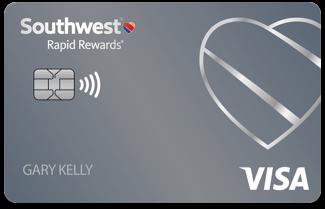 Chase Southwest Rapid Rewards Plus Credit Card Review