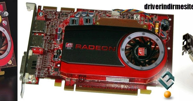 Ati Radeon Hd 4600 Series Driver Windows 10