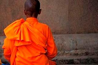 Bhikkuni at Buruthakanda