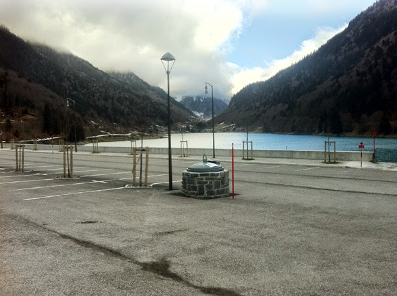 Parking Lago Fabrèges