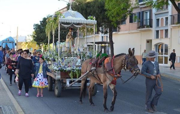 La hermandad de Fátima de Utrera anuncia la suspensión de sus cultos y romería de mayo