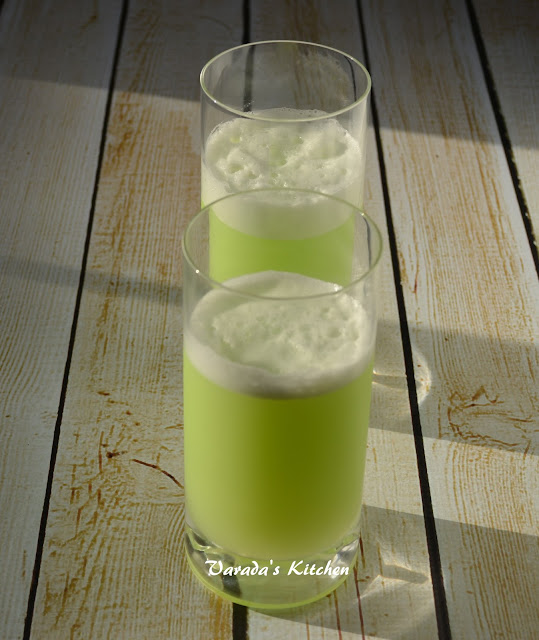 Lime Sorbet Punch