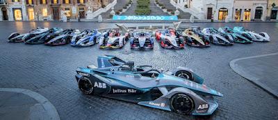 Seberapa Cepat Formula E, Pesaing F1 yang Akan Digelar di Jakarta