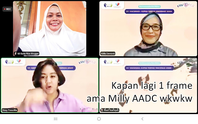 milly aadc