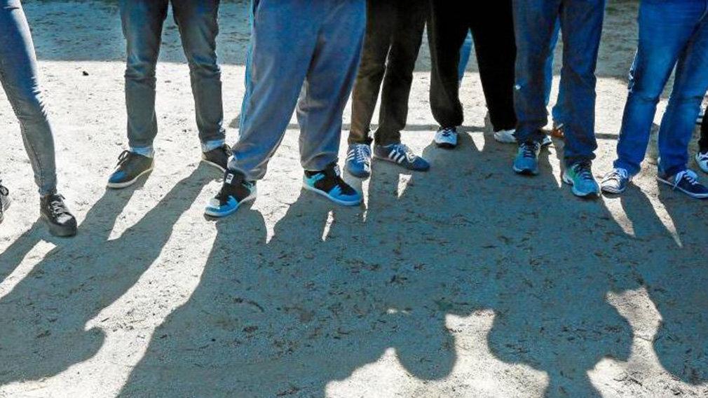 Ocho 'menas' se amotinan en un centro de Navarra y acaban detenidos tras secuestrar a varios trabajadores