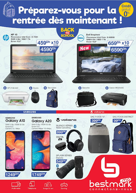 catalogue bestmark back to school 2019