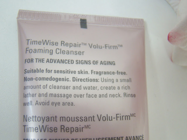 Espuma de Limpeza Volu-Firm Time Wise Repair
