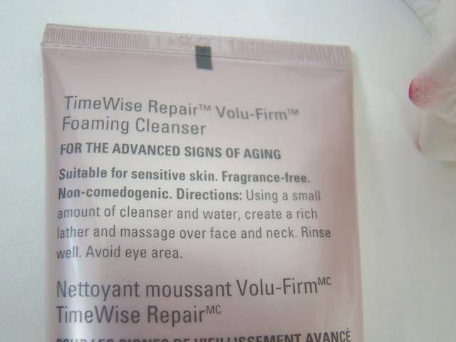 Espuma de Limpeza Volu-Firm Time Wise Repair