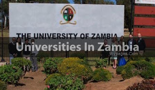 Universities In Zambia